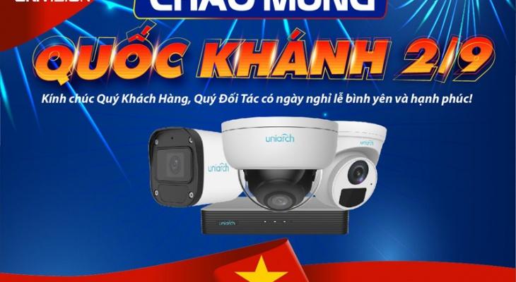Chào mừng ngày Quốc Khánh Việt Nam 02-09