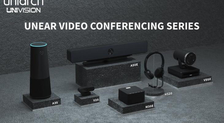 Series các thiết bị hội nghị, họp online thương hiệu Uniarch